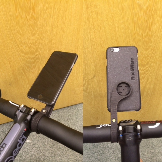 official photos 945c1 0470a iPhone 6/6S & 6+ Cover with Garmin Fixing
